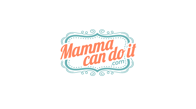 Mamma Can Do It Blog Logo