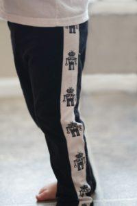 boy leggings, side stripe, fashion, toddler, diy stripes, boy pants, sewing pattern boy leggings