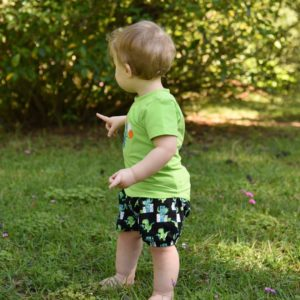 bloomer pattern, bloomers for boys