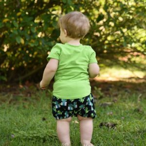 bloomer pattern, boy bloomer pattern, bloomers for boys