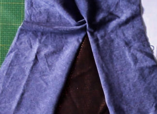color block pants hack
